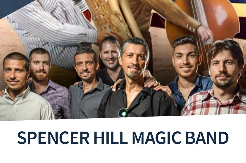 Spencer Hill Magic Band Image
