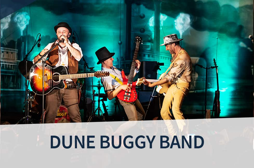 Dune Buggy Band Image