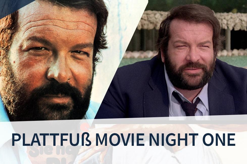 Plattfuß Movie Night one Image
