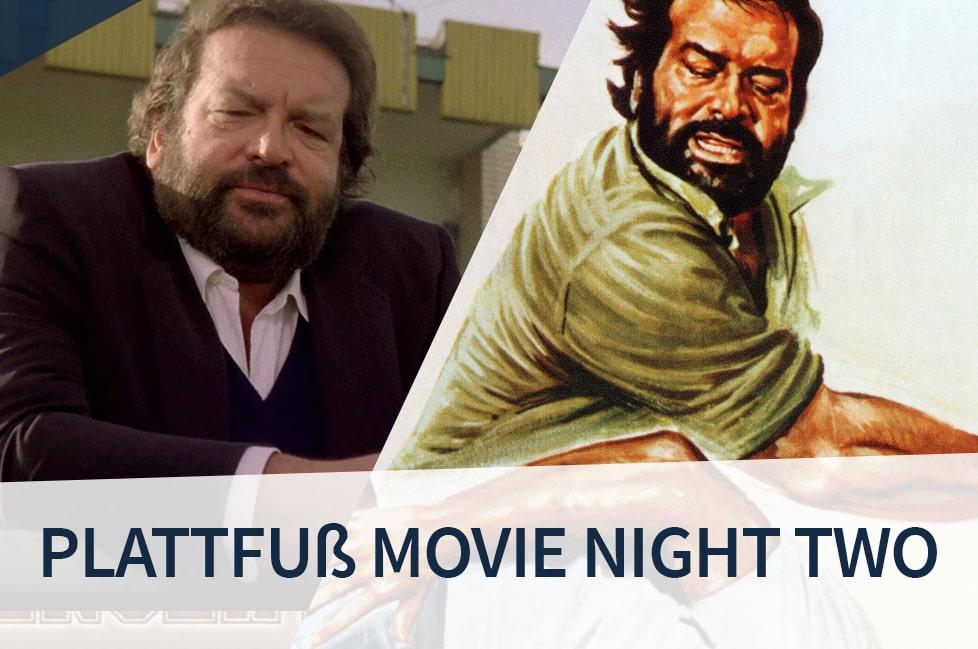 Plattfuß Movie Night Two Image