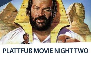 Event Ticket Plattfuß Movie Night Two