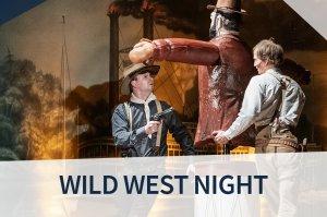 Event Ticket Wild West Night mit Stuntshow und Riccardo Pizzuti