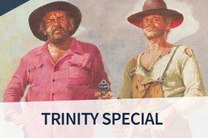50. Jahre Trinity Spezial mit beiden Filmen am 10.07.2020